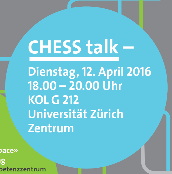 CHESS talk 12.04.16