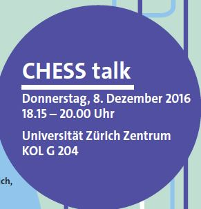 CHESS talk 08.12.16